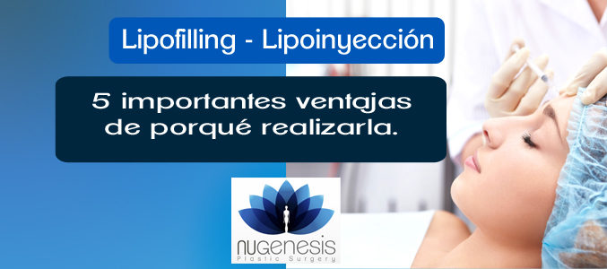 lipofilling o lipoinyeccion